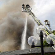Katastrophenalarm! Großbrand versetzt Bayreuth in Aufregung (Foto)