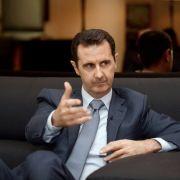 Assad wirbt für Rückkehr von syrischen Flüchtlingen - Illegale Einreisen über die Schweiz (Foto)