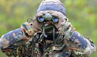 Der Bundeswehr-Skandal wird derzeit umfangreich aufgearbeitet. (Foto)