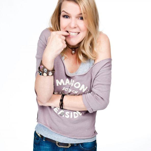 Comedy-Queen Mirja Boes haut auf den Putz (Foto)