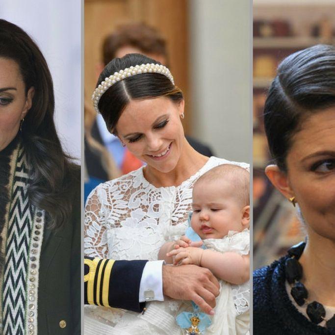 Klapperstorch im Anflug! Royals zwischen Babyfrust und Schwangerschaftsverbot (Foto)