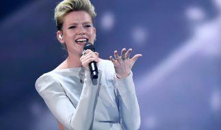 """Levina singt für Deutschland """"Perfect Life"""" beim 62. Eurovision Song Contest in Kiew. (Foto)"""