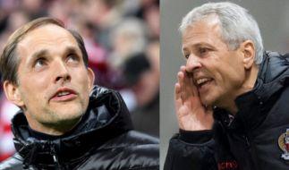 Lucien Favre hat sich erstmals zu seiner angeblichen Tuchel-Nachfolge beim BVB geäußert. (Foto)
