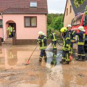 Hier tobte das Unwetter über Deutschland besonders schlimm (Foto)