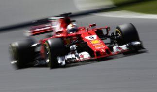 Mercedes-Pilot Lewis Hamilton hat den Großen Preis von Spanien vor Formel-1-Spitzenreiter Sebastian Vettel gewonnen. (Foto)