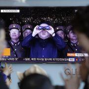 Irrer Kim droht mit Vergeltungsanschlag auf US-Küste (Foto)