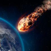 DIESER gigantische Asteroid knallte auf die Erde (Foto)