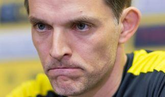 Sichtlich genervt von der derzeitigen Situation: BVB-Trainer Thomas Tuchel. (Foto)