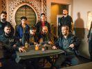"""Die Schauspieler der Serie """"4 Blocks"""" (undatierte Aufnahme). Angelehnt an amerikanische Mafia-Filme hat sich jetzt eine deutsche Serienproduktion tief in die kriminelle Szene begeben. (Foto)"""