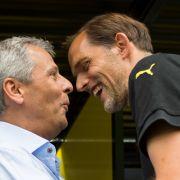 Favre kämpft um Freigabe - Aber ist er der Richtige für den BVB? (Foto)