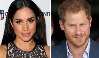 Will Prinz Harry seine Freundin Meghan Markle heiraten? (Foto)