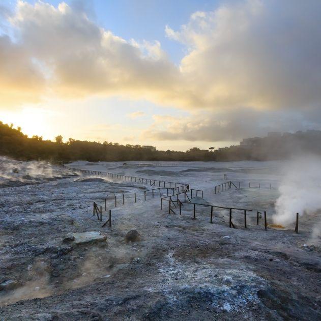 Experten warnen: Bedroht DIESER Super-Vulkan Europa? (Foto)