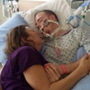 Mutter postet Foto ihres sterbenden Sohnes (Foto)