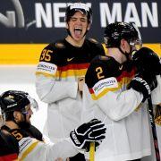 Zu harmlos! Eishockey-Team verpasst WM-Sensation gegen Kanada (Foto)