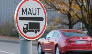 An 2019 kommt die Maut auf deutschen Straßen. (Foto)