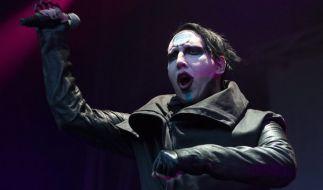Marilyn Manson kommt 2017 für ein paar Konzerte nach Deutschland. (Foto)