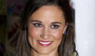 Am 20. April wird Pippa Middleton ihrem Verlobten James Matthews das Ja-Wort geben. (Foto)