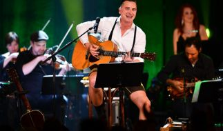 Andreas Gabalier war 2017 auf MTV-Unplugged-Tour. (Foto)
