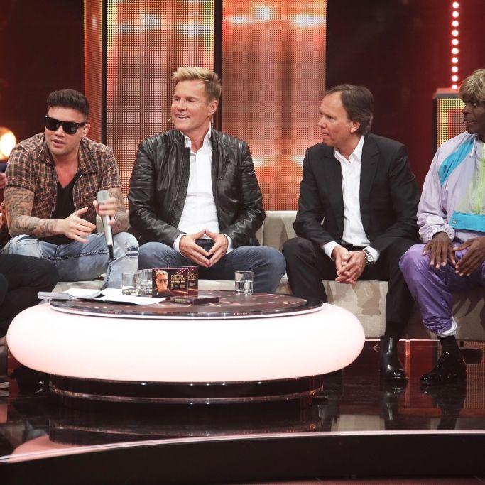 Verpasst? Poptitan feierte sich selbst auf RTL (Foto)