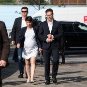 Das Baby ist da! So heißt der Nachwuchs der AfD-Politikerin (Foto)