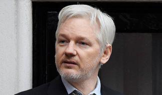 Julian Assange hat keine Ermittlungen der schwedischen Behörden zu befürchten. (Foto)