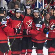 Schweden besiegt Kanada im Finale der Eishockey-WM (Foto)