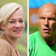 Schiedsrichter-Traumpaar: Bibiana Steinhaus und Howard Webb