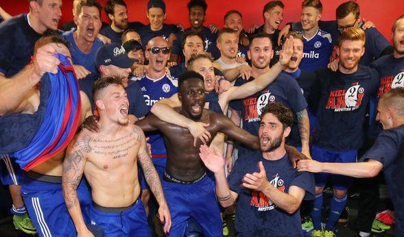 3. Liga am 38. Spieltag