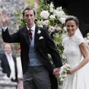 Von der Trauzeugin zur Braut - Pippa Middleton hat Ja gesagt (Foto)