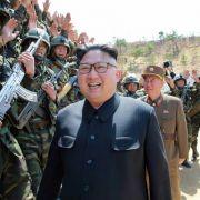 "Kim Jong Un droht mit ""perfektem"" Atom-Raketentest (Foto)"