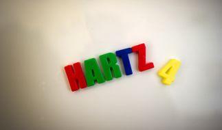 Auch bei den Hartz IV-Sätzen gibt es in Deutschland Unterschiede zwischen Ost und West. (Foto)