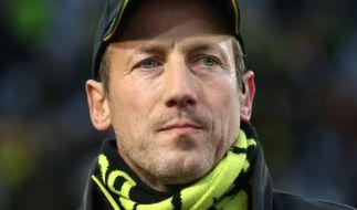 Wotan Wilke Möhring ist ein BVB-Fan mit Leib und Seele. (Foto)