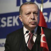 So will der türkische Präsident das Auftrittsverbot umgehen (Foto)