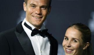 Manuel Neuer heiratete seine Verlobte Nina Weiss. (Foto)