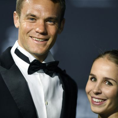 So abgeschottet feierte der Weltmeister mit Nina Weiss Hochzeit (Foto)