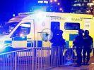 Terror-Anschlag in Manchester. (Foto)