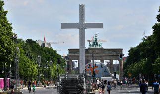 Nach dem Anschlag von Manchester sind die Sicherheitsvorkehrungen für den Evangelischen Kirchentag verstärkt worden. (Foto)