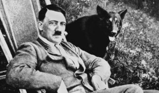 Hitlers normale Stimme klingt völlig anders. (Foto)