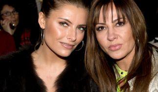 Sophia Thomalla und ihre Mutter Simone haben eigentlich nicht den gleichen Männergeschmack. (Foto)