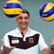 Deutsche Volleyballer verpassen WM-Qualifikation (Foto)