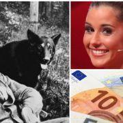 Sarah Lombardi mit Straps-Beichte // Hitlers echte Stimme // 0-Euro-Scheine im Umlauf (Foto)