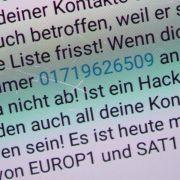 Dieser WhatsApp-Kettenbrief ist ein Fake (Foto)