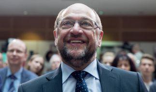 Martin Schulz hält das Einkommen von Poitikern für angemessen. (Foto)