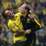 Borussia Dortmund holt DFB-Pokal gegen Frankfurt (Foto)