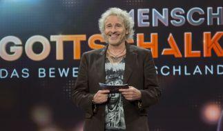 """Thomas Gottschalk hat sich zu einer neuen Ausgabe von """"Mensch Gottschalk"""" zahlreiche Promigäste ins Studio eingeladen. (Foto)"""