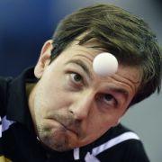 Boll und Ma Long siegreich - Die Tischtennis-Spiele aus Düsseldorf hier live! (Foto)