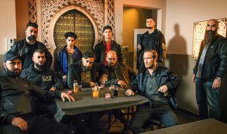 """Angelehnt an amerikanische Mafia-Filme hat sich jetzt eine deutsche Serienproduktion namens """"4 Blocks"""" tief mit der kriminellen Szene beschäftigt. (Foto)"""