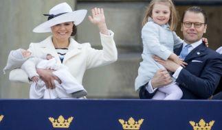 Nicht immer war Kronprinzessin Victoria von Schweden so glücklich. (Foto)