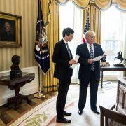 Trump-Schwiegersohn plante Geheimdraht zum Kreml (Foto)