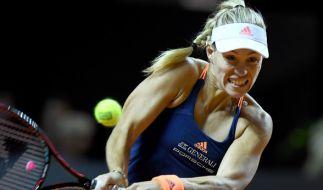 Angelique Kerber muss in der 1. Runde der French Open 2017 gegen die Russin Ekaterina Makarova antreten. (Foto)